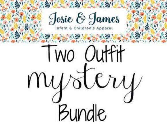 2 outfit mystery bundle