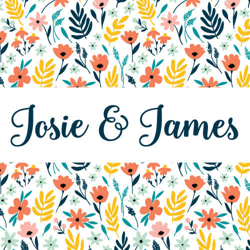 Josie & James Gift Card - Josie and James