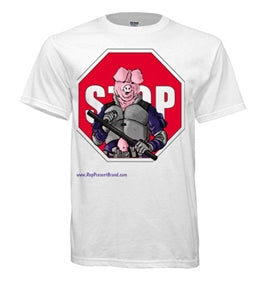 Stop Brutality T-Shirt
