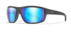 Matte Graphite / Captivate™ Polarized Blue Mirror
