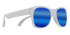 S/M - Polarized Mirrored (Blue)