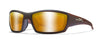 Matte Hickory Brown / Polarized Venice Gold Mirror