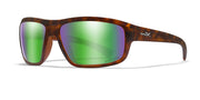 Matte Demi / Captivate™ Polarized Green Mirror