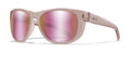 Crystal Blush / Captivate™ Polarized Rose Gold Mirror