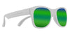 S/M - Polarized Mirrored (Green)
