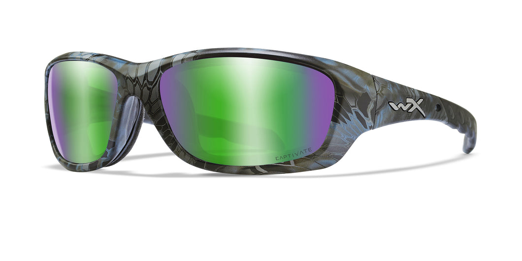 Kryptek® Neptune™ / Captivate™ Polarized Green Mirror