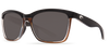 [Shiny Black on Brown / Gray 580P]