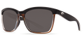 Shiny Black on Brown Frame / Gray 580P