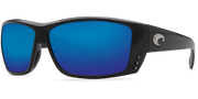 Matte Black / Gray Blue Mirror 580P
