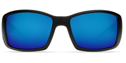 [Matte Black Frame / Blue Mirror Glass - W580]