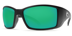 [Matte Black Frame / Green Mirror Glass - W580]