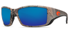 [Realtree Xtra Camo Frame / Blue Mirror Glass - W580]