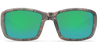 [Realtree Xtra Camo Frame / Green Mirror Glass - W580]