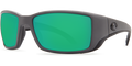 Matte Gray Frame / Green Mirror Glass - W580