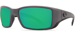 [Matte Gray Frame / Green Mirror Glass - W580]