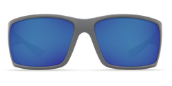 [Matte Gray Frame / Blue Mirror 580P]