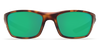 [Retro Tortoise Frame / Green Mirror 580P]