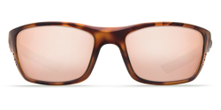 [Retro Tortoise Frame / Copper Silver Mirror 580P]