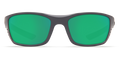 Matte Gray Frame / Green Mirror 580P