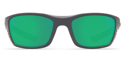 [Matte Gray Frame / Green Mirror 580P]