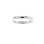 2mm Plain Wedding Band