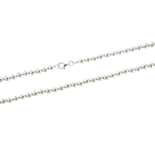 4mm Hollow Bead Chain
