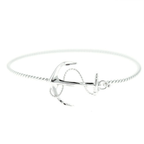 Anchor Rope Bangle