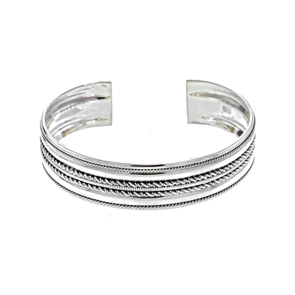 15mm Fiver Layer Design Bangle