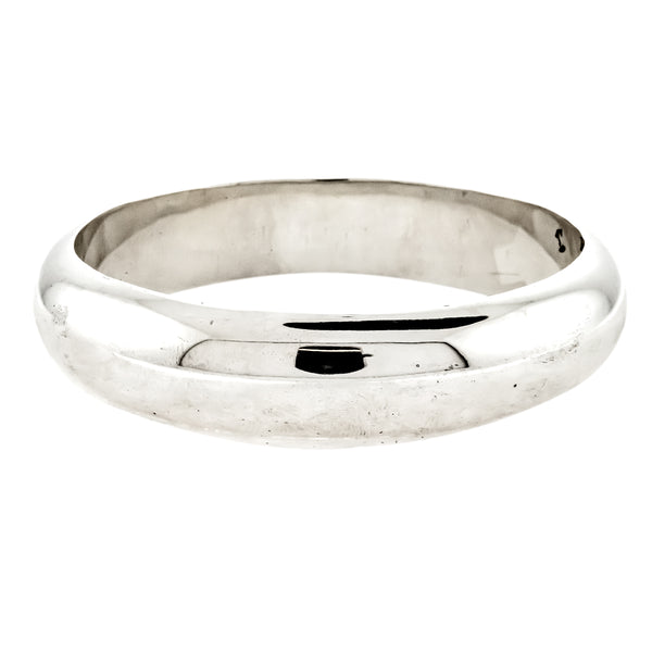 15mm Plain Concave Bangle