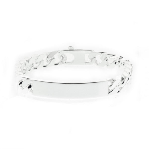 9.5mm Curb ID Bracelet