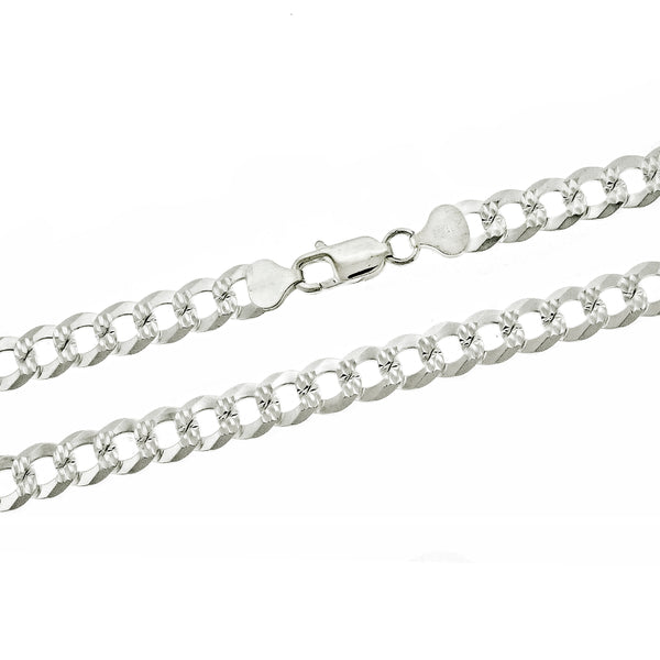 8.5mm Curb Pave 250 Chain