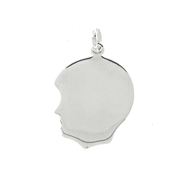 Boy's Head Pendant