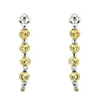Gold Vermeil DC Ball Earrings