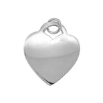 Heart Disc Pendant