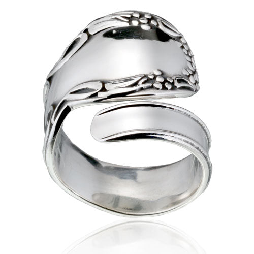 Modern Spoon Ring