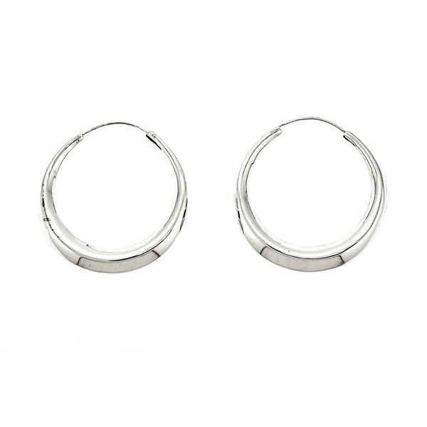 Round Tube Hoops