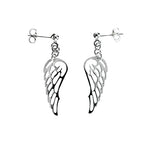 Wings Post Earrings
