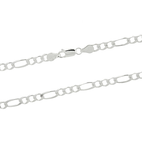 4mm Super Light Figaro 120 Chain