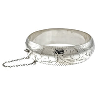 Design Bangle with Chain