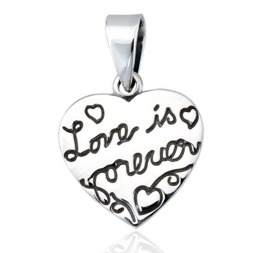 Love Is Forever Pendant