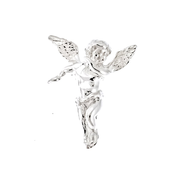 Winged Angel Slide Pendant