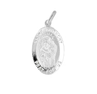 Oval St. Anthony Medal Pendant