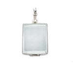 Rectangle Magnifying Locket