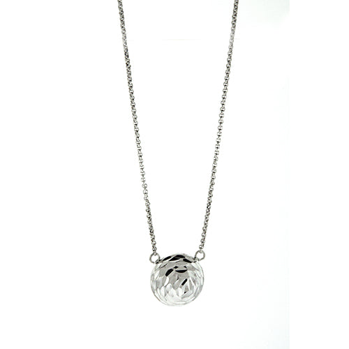 DC Ball Necklace
