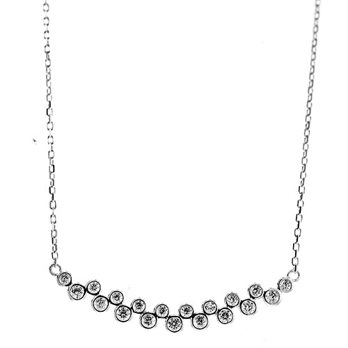 CZ Waterdrop Necklace