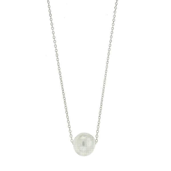 8mm Fresh water Pearl Necklace