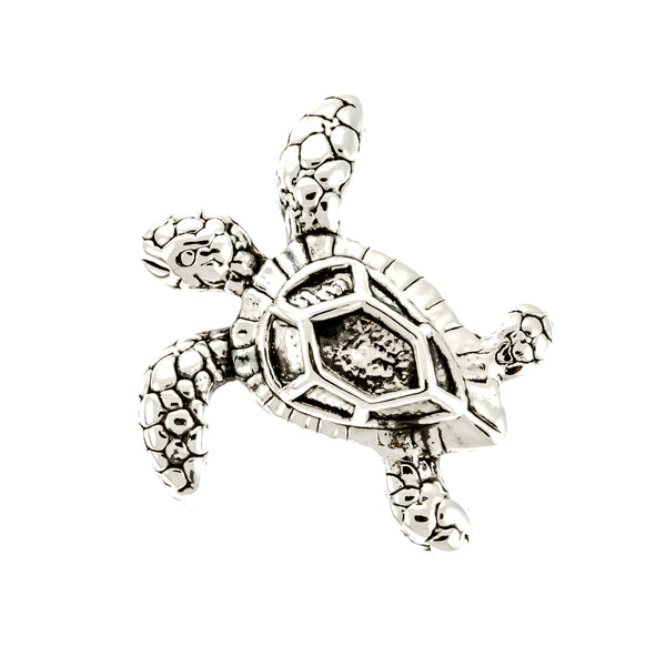 Electroform Sea Turtle Pendant