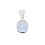Mini Opal Tree of Life Pendant