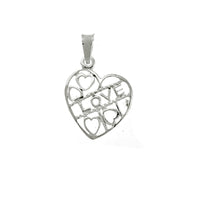 Small Love Heart Pendant