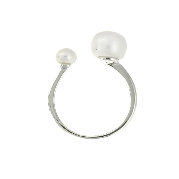 Freshwater Pearl Cuff Ring
